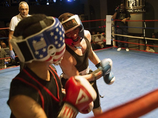 Buffalo Golden Gloves Boxing