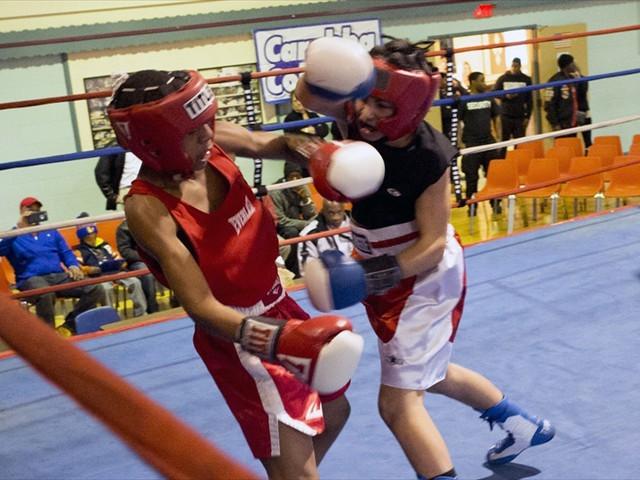 Buffalo Golden Gloves Boxing - Buffalo New York Chapter